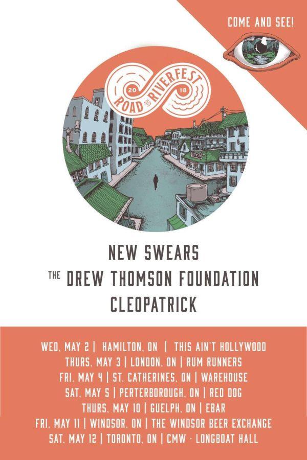 cleopatrick tour dates