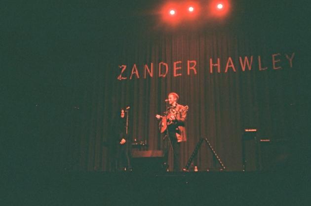 Zander feat Luna