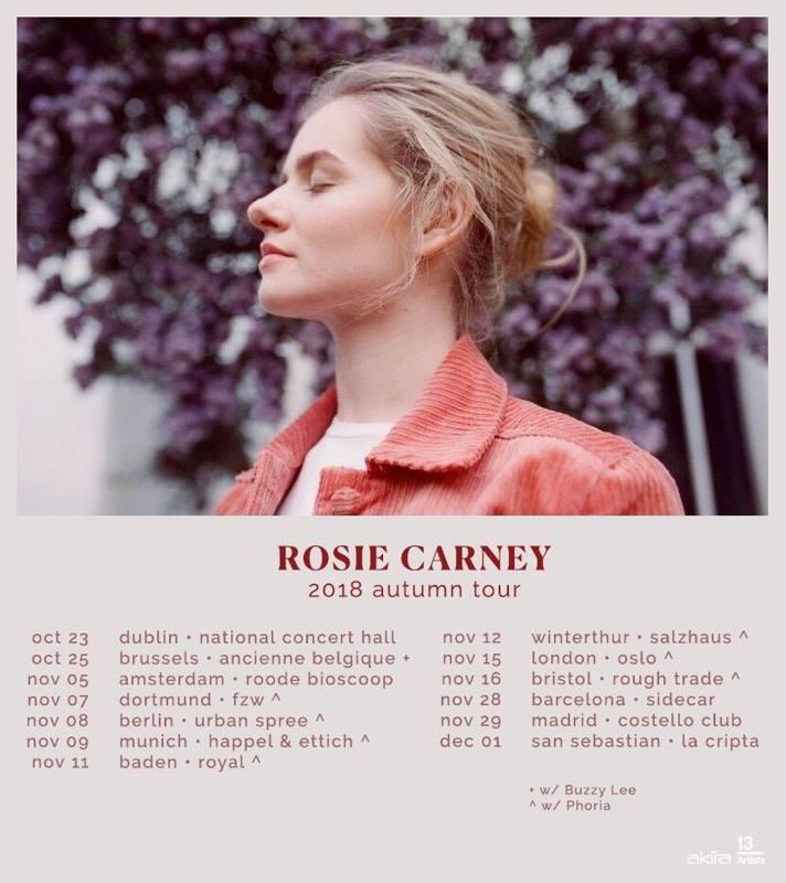 Rosie Carney Tour Dates